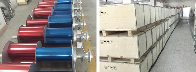 风力发电机木箱包装