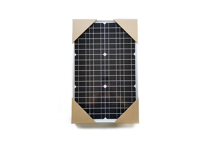小型太阳能板 30W18V