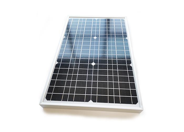 小型太阳能电池板30W18V