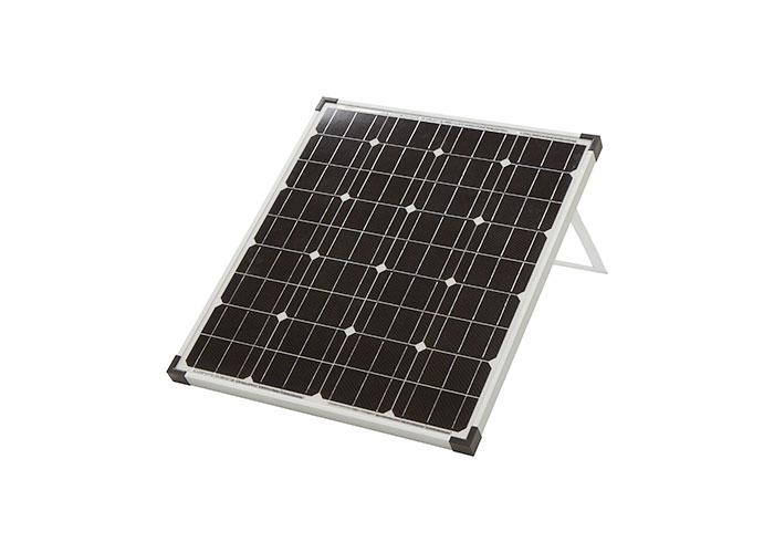 单晶硅太阳能电池板80W