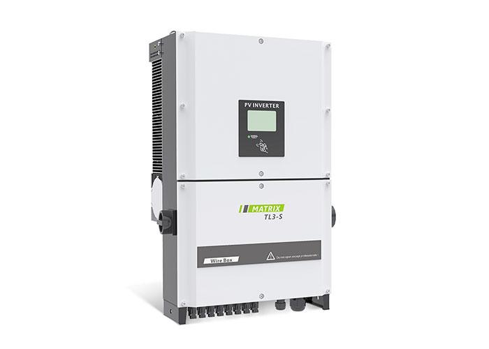 U-30000-50000TL3-(N)S 工业用并网逆变器