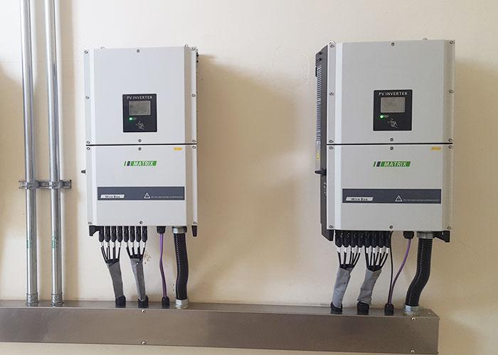 U-30000-50000TL3-(N)S 工业用并网逆变器 30000W 33000W 40000W 50000W 太阳能并网逆变器
