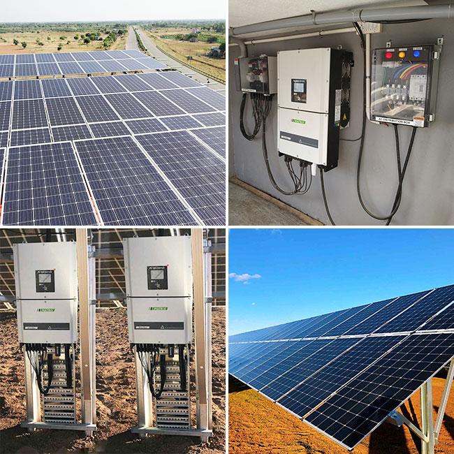 U-30000-50000TL3-(N)S 工业用并网逆变器 30000W 33000W 40000W 50000W 太阳能并网逆变器 太阳能电站