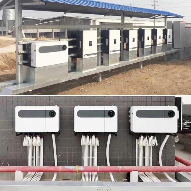 U-Max60-80KTL3-LV/MV 工业用并网逆变器 光伏并网电站 太阳能电站 并网发电系统