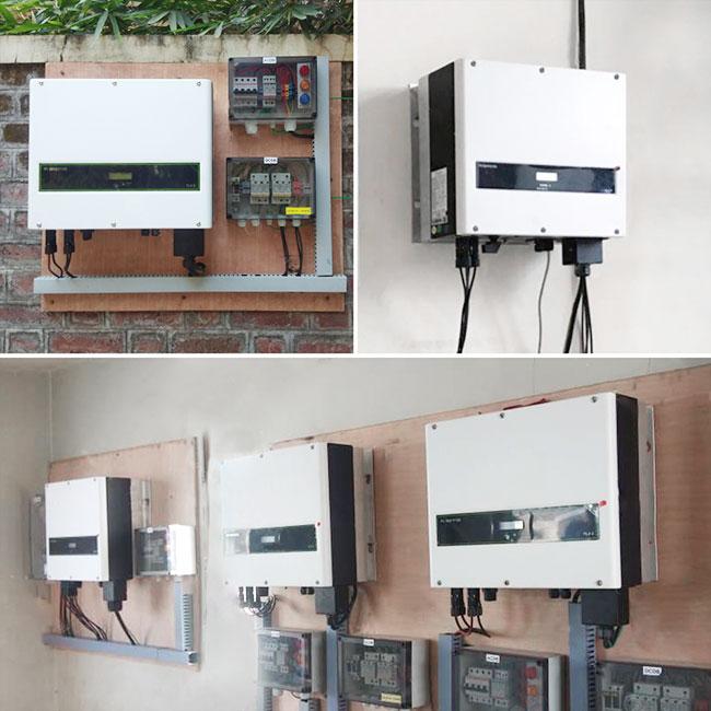 U-8000-11000TL3-S 三相户用并网逆变器 太阳能并网系统 光伏并网系统