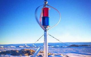 垂直轴风力发电机500W