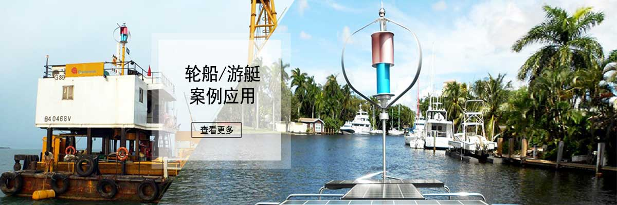 风力发电机&风光互补发电系统