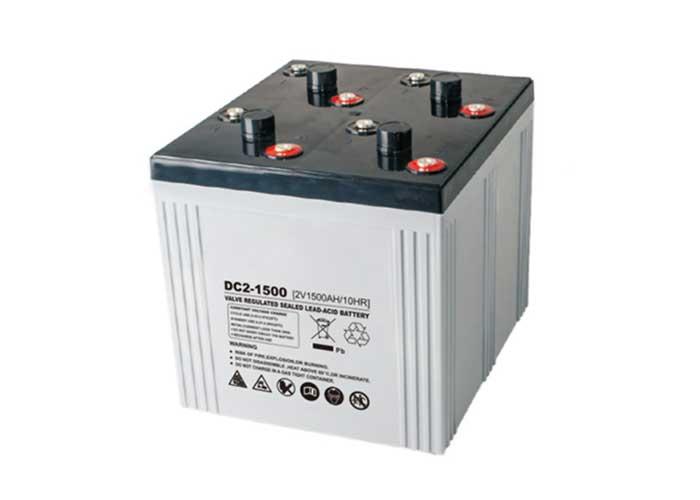 2V1500Ah系列UDC胶体深循环铅酸蓄电池