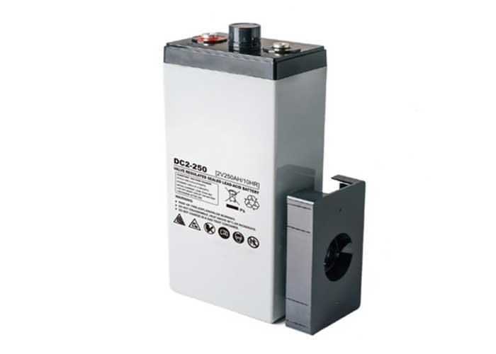 2V250Ah系列UDC胶体深循环铅酸蓄电池