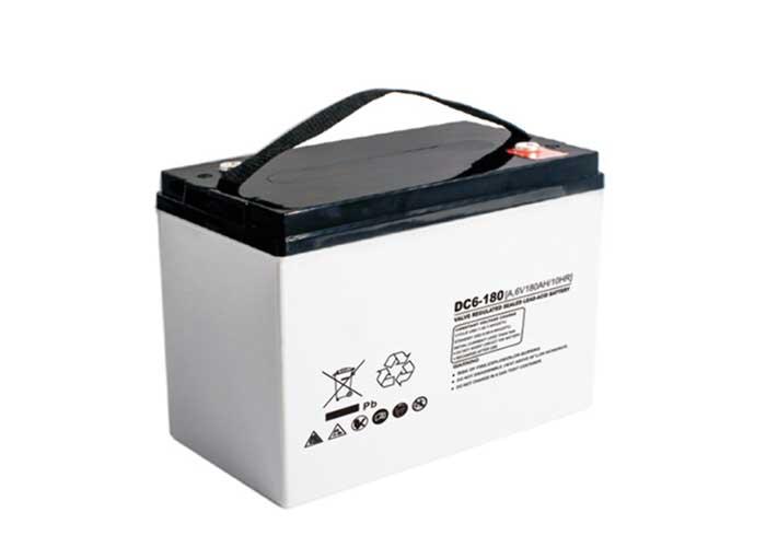 6V180Ah系列UDC深循环铅酸蓄电池