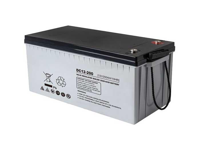 12V200Ah系列UDC深循环铅酸蓄电池