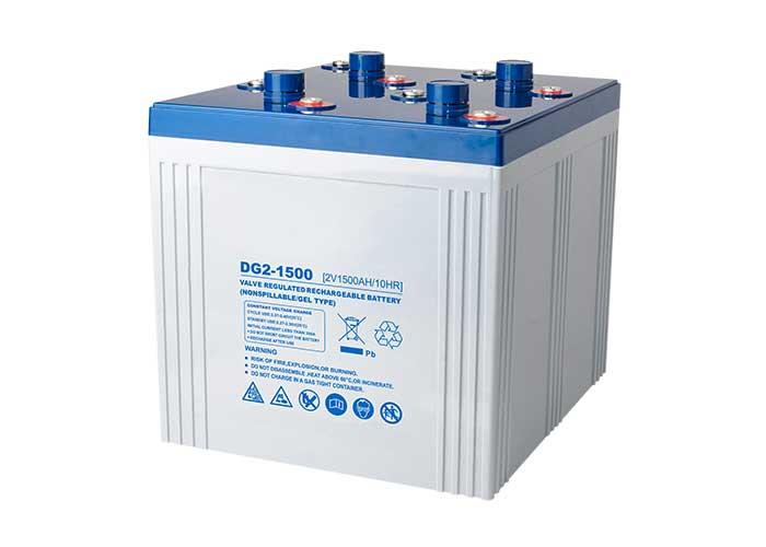 2V1500Ah系列UDG胶体深循环铅酸蓄电池