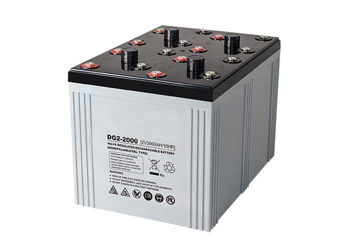 2V2000Ah系列UDG胶体深循环铅酸蓄电池
