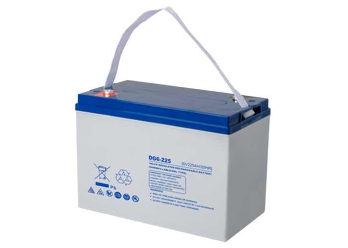 6V225Ah系列UDG胶体深循环铅酸蓄电池