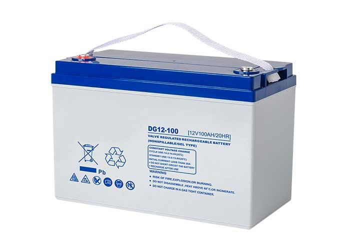 12V系列UDG胶体深循环铅酸蓄电池