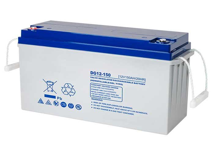 12V150Ah系列UDG胶体深循环铅酸蓄电池