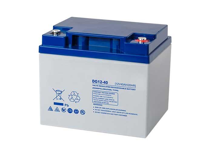 12V40Ah系列UDG胶体深循环铅酸蓄电池