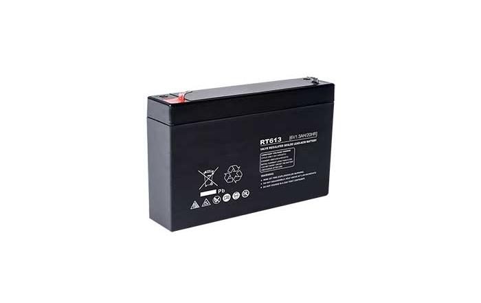 6V1.3Ah系列URT-AGM铅酸蓄电池