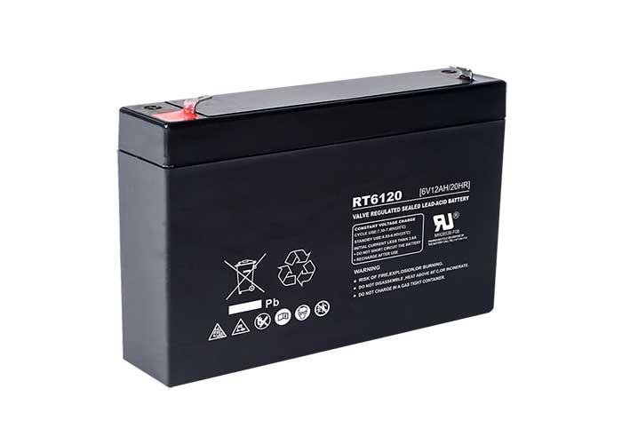 6V12Ah系列URT-AGM铅酸蓄电池