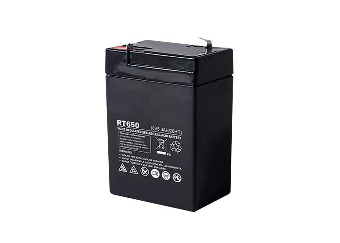 6V5Ah系列URT-AGM铅酸蓄电池