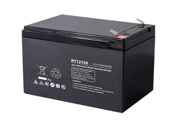 12V10Ah系列URT-AGM铅酸蓄电池