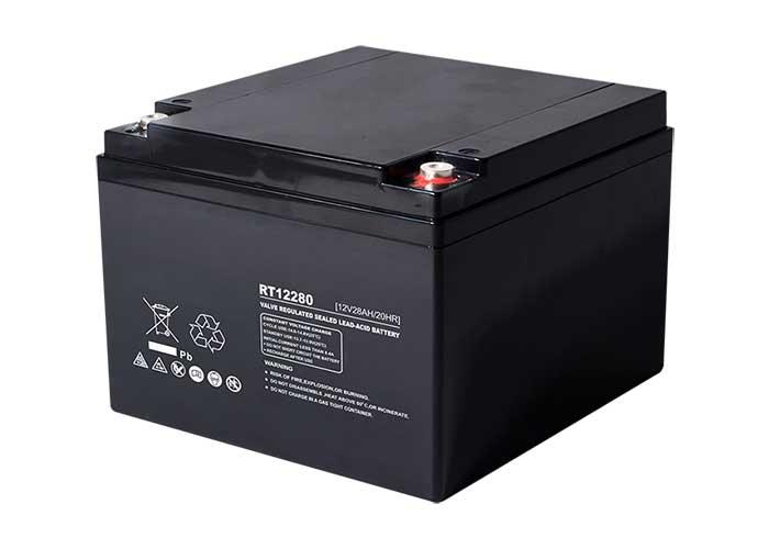 12V28Ah系列URT-AGM铅酸蓄电池