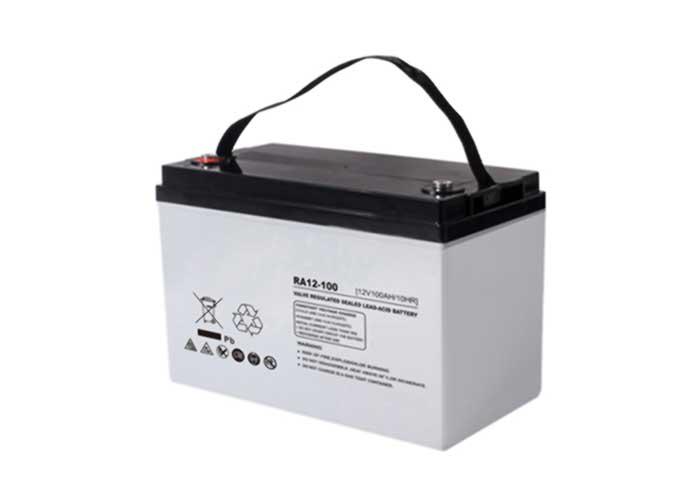 12V100Ah系列URA-AGM铅酸蓄电池