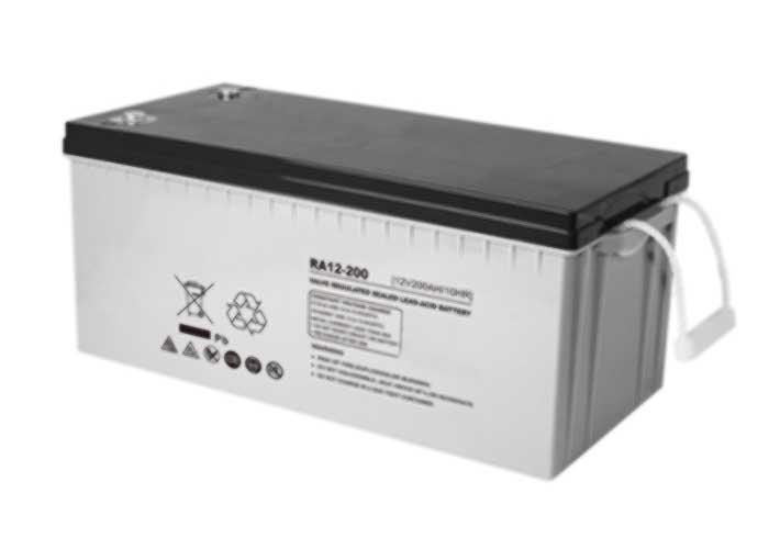 12V200Ah系列URA-AGM铅酸蓄电池