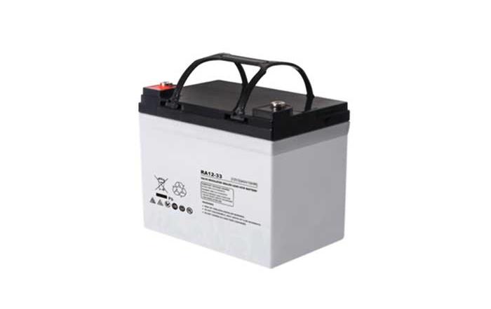 12V33Ah系列URA-AGM铅酸蓄电池