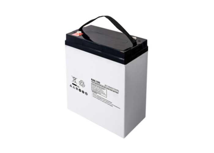 6V100Ah系列URA-AGM铅酸蓄电池