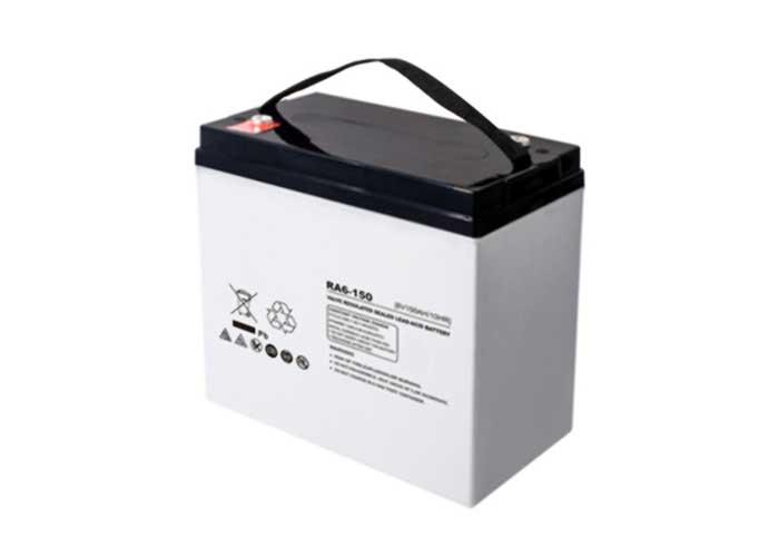 6V150Ah系列URA-AGM铅酸蓄电池