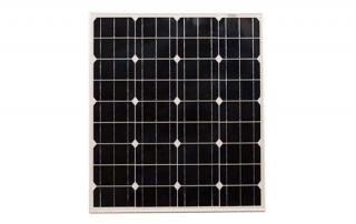 单晶硅太阳能板80W