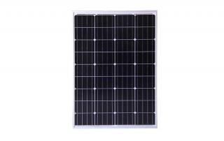 100W单晶硅太阳能板