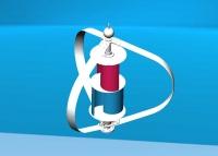 垂直轴风力发电机400W