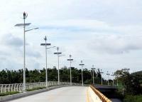 风光互补路灯城市道路照明