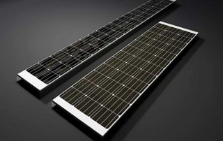 160W-170W-18V-U型单晶硅太阳能板