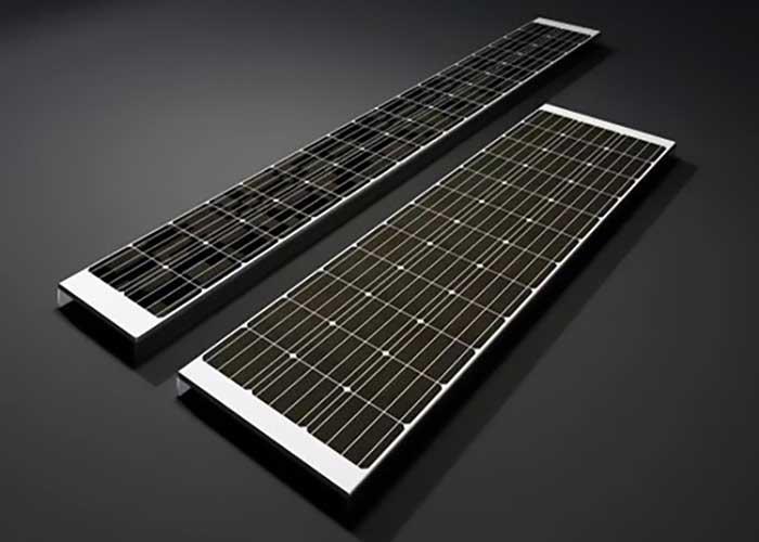 U型单晶硅太阳能组件