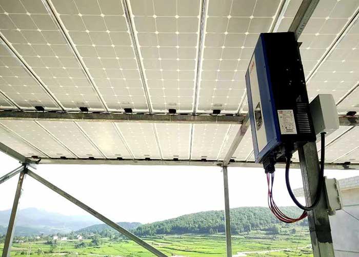 U型单晶硅太阳能板-太阳能板发电系统