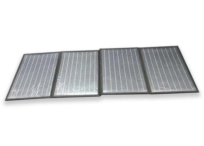 100W-18V单晶硅太阳能折叠包