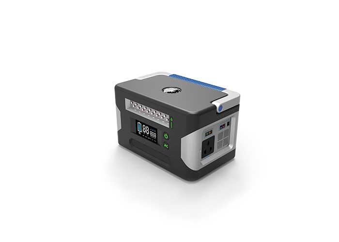 500W-AC-DC多功能太阳能便携电源