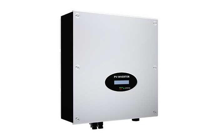 U-2000-5000HF 单相户用并网逆变器
