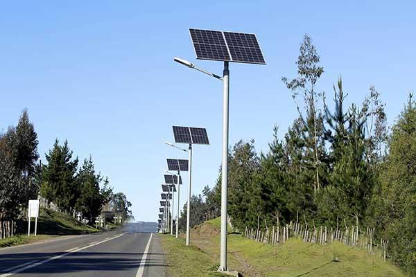 太阳能路灯系统