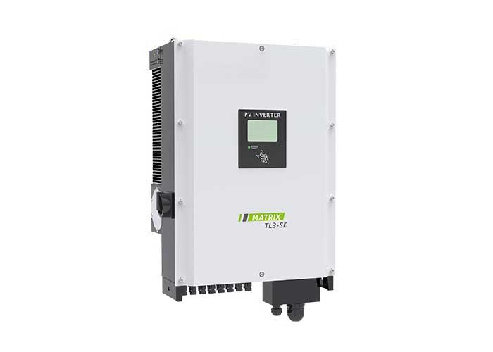 U-30000-50000TL3-(N)SE 工业用并网逆变器