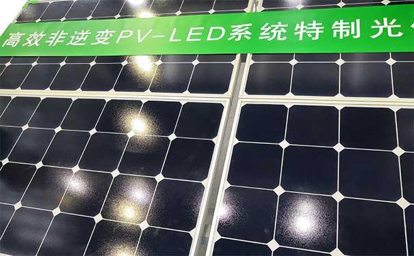 高效单晶硅太阳能电池板组件