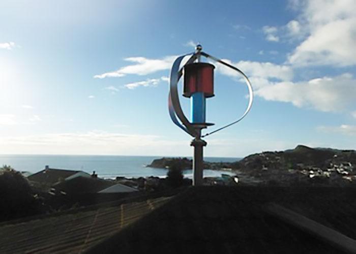 600W24V垂直轴风力发电机