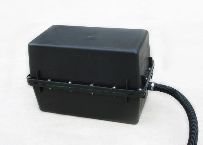 80Ah电池箱,蓄电池地埋箱