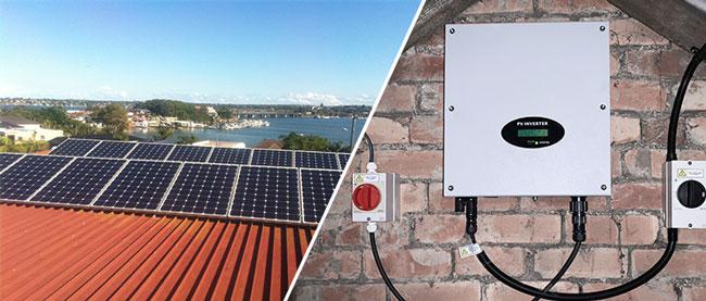 光伏分支连接器太阳能光伏电站