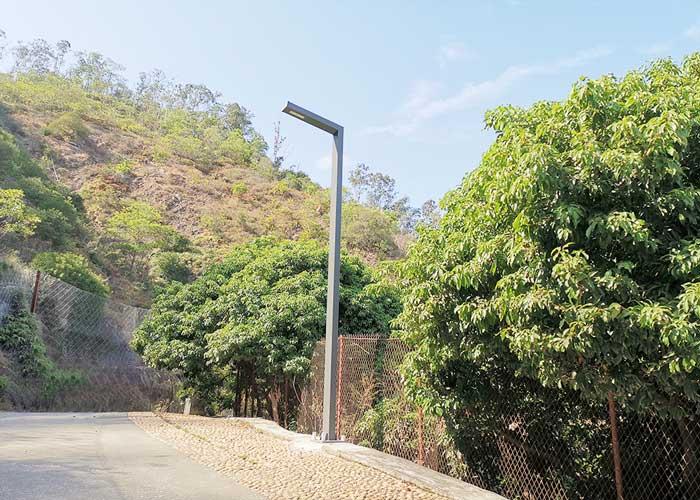 路灯照明路灯杆