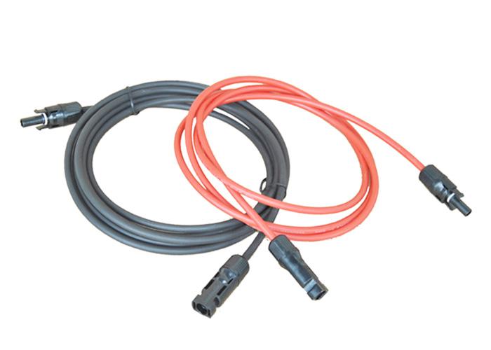 MC4连接器光伏延长电缆