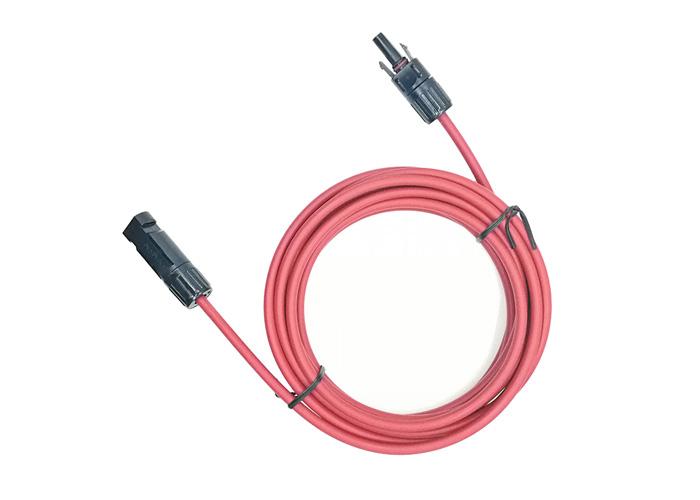 MC4连接器光伏延长电缆,MC4连接器延长线